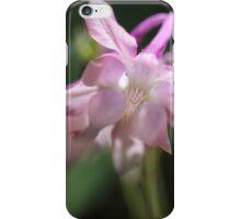 Columbine Pink iPhone Case/Skin