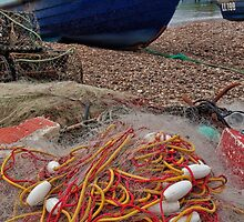 Fishing Nets by Paul Amyes