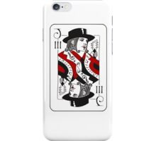 Jack of Threes iPhone Case/Skin