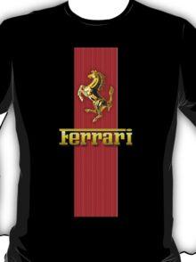 Ferrari Lover [UPDATE ~ Gold] T-Shirt