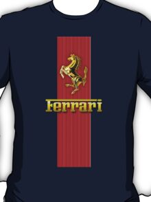 Ferrari Lover [UPDATE ~ Gold] T-Shirt
