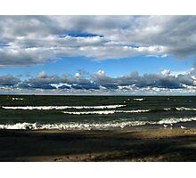 Lake Erie Peaceful  Photographic Print
