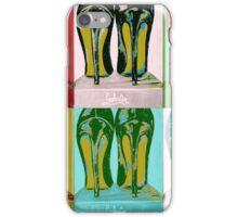 Red Bottom Heels Pop Art iPhone Case/Skin