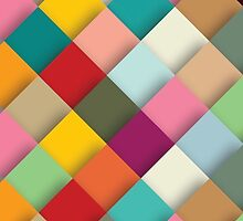 Splendid Color Patches by helloartistry