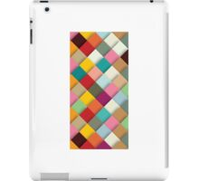 Splendid Color Patches iPad Case/Skin