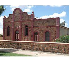 Broken Hill Synagogue   Photographic Print