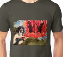 In the Fire and Heat Unisex T-Shirt