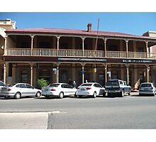Broken Hill Silver City Workingmen's Club  Photographic Print