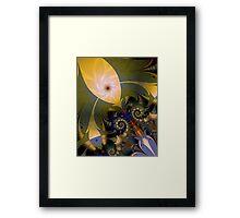 Natureza Framed Print