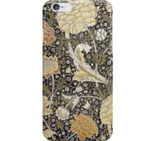 Modern English William Morris Inspired Vintage Pattern iPhone Case/Skin