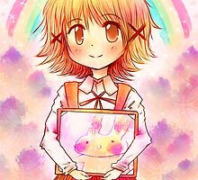 // Yuno really is the cutest // by oppibella