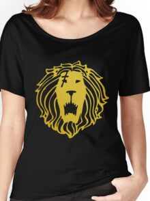 Pride, The Lion Women's Relaxed Fit T-Shirt