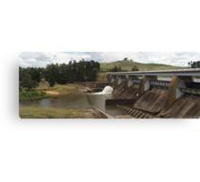 Scrivener Dam Canvas Print
