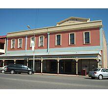 Broken Hill Regional Art Gallery Sully's bldg Photographic Print