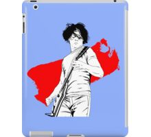 Jack rocking out iPad Case/Skin
