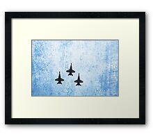 Jets Framed Print