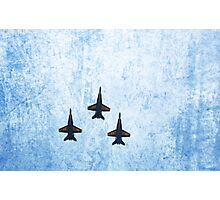 Jets Photographic Print