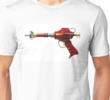 Retro Ray Gun Unisex T-Shirt