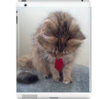 Lulu & bowtie iPad Case/Skin