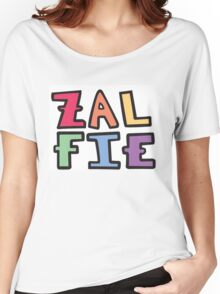 a colorful zalfie Women's Relaxed Fit T-Shirt