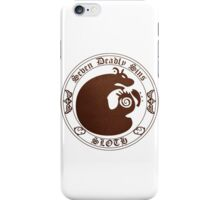 Grizzly's Sloth iPhone Case/Skin