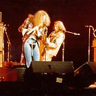 Jethro Tull by Imagery