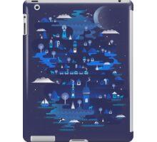 Midnight Blue iPad Case/Skin