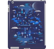 Midnight Blue iPad Case/Skin