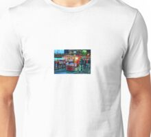 Late night snack wagon in Istanbul, by Tim Constable Unisex T-Shirt