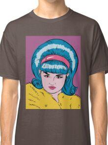 Miss Lacey Noel Design No. 1! (Bouffant) Classic T-Shirt