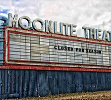 Moonlite Theatre by Patricia Montgomery