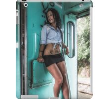 Take a little trip iPad Case/Skin