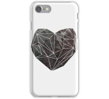 Heart Graphic 4 iPhone Case/Skin