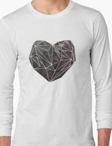 Heart Graphic 4 Long Sleeve T-Shirt