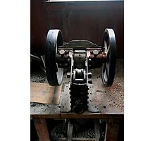 Ole Time Rock Crusher Photographic Print
