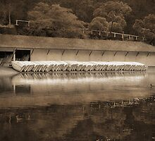 The Audley Boatshed by tonilouise