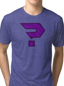 MizNygma Logo Tri-blend T-Shirt