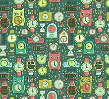 Clocks by kostolom3000