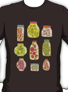 Autumn pickled vegetables T-Shirt
