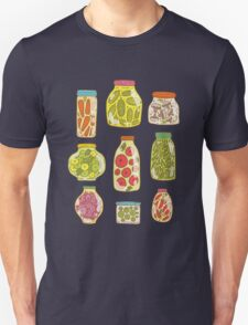Autumn pickled vegetables Unisex T-Shirt