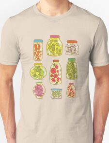 Autumn pickled vegetables T-Shirt