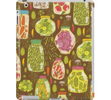 Autumn pickled vegetables iPad Case/Skin