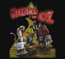 the wizard of oz by mindriot