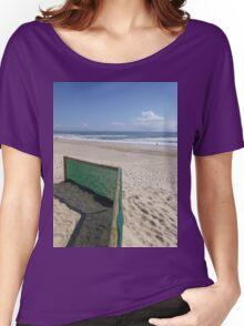 Beach Fence Women's Relaxed Fit T-Shirt