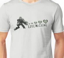 Sangheili Officer Love Machine Unisex T-Shirt