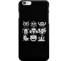 Supernova Jolly rogers iPhone Case/Skin