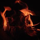 Fire Faces...4 by markgb