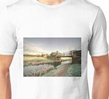 Ayshford Bridge Winter  Unisex T-Shirt