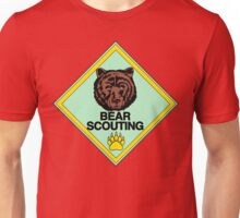 Bear Scouting Unisex T-Shirt