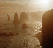 Twelve Apostles (Pentax K1000 shot) by blennus